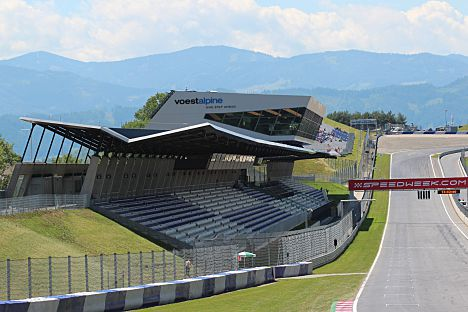 Red Bull Ring, Voest Alpine