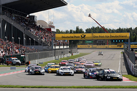 DTM 2017, Moscow Raceway