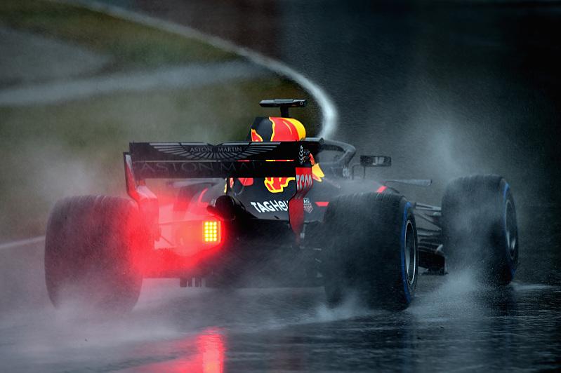 Testy týmů F1 v Barceloně