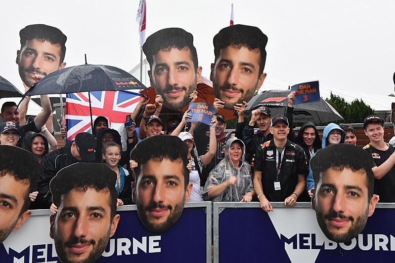 VC Austrálie 2018