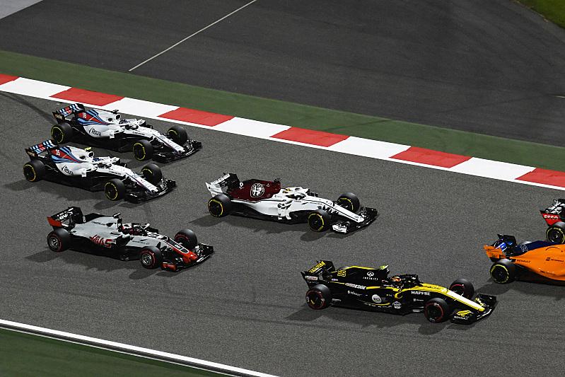 VC Bahrajnu 2018