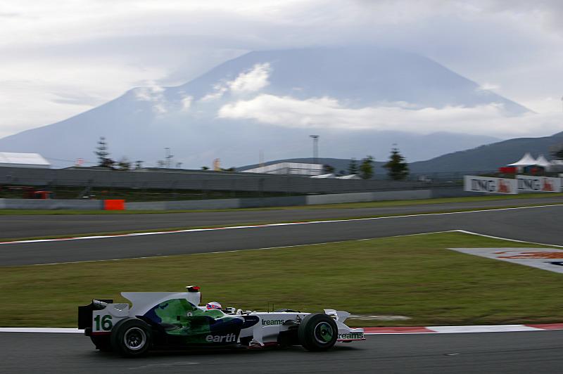 GP Japonska - Honda - Rubens Barrichello