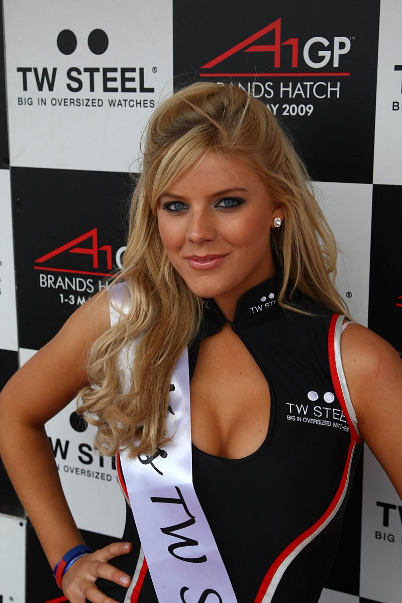 A1GP - Velká Británie - Brands Hatch
