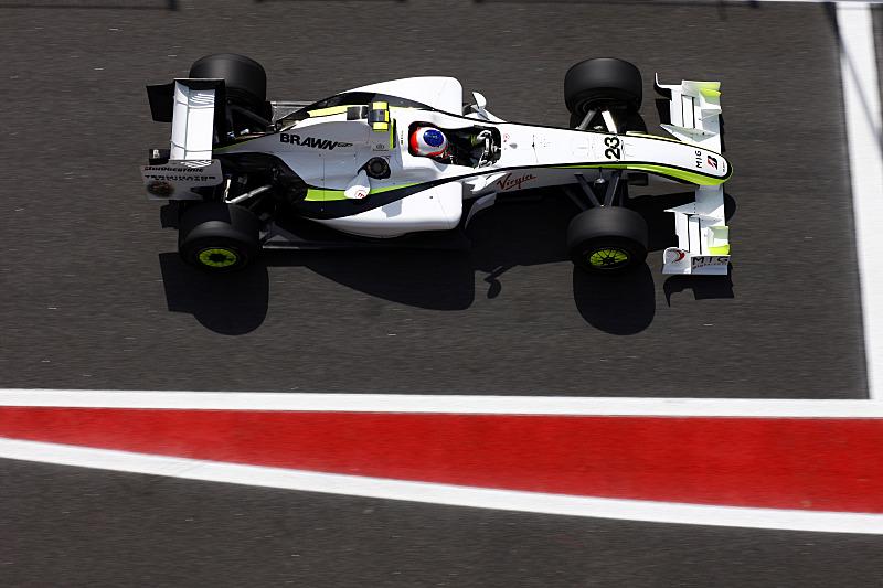 VC Španělska - Brawn GP - Rubens Barrichello