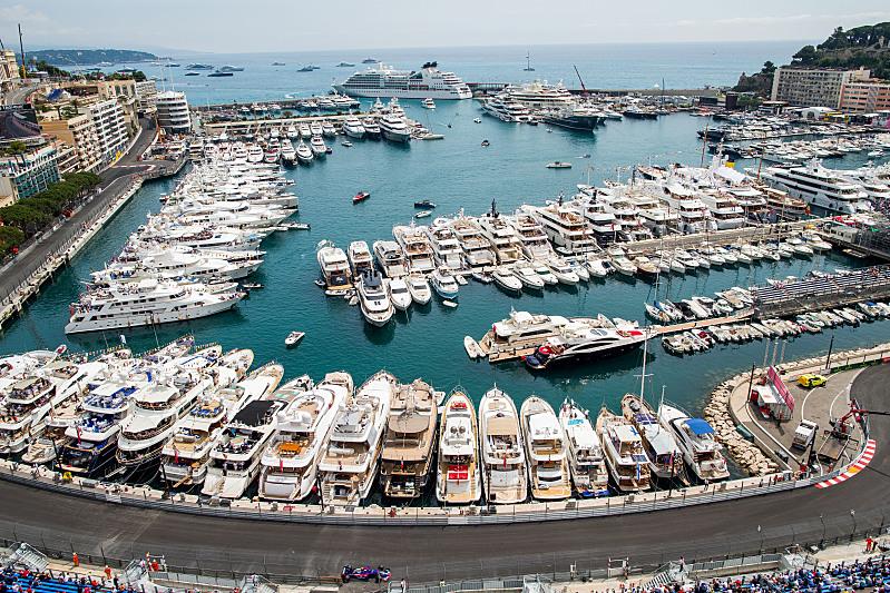 VC Monaka 2018 - Pro většinu jezdců domácí velká cena