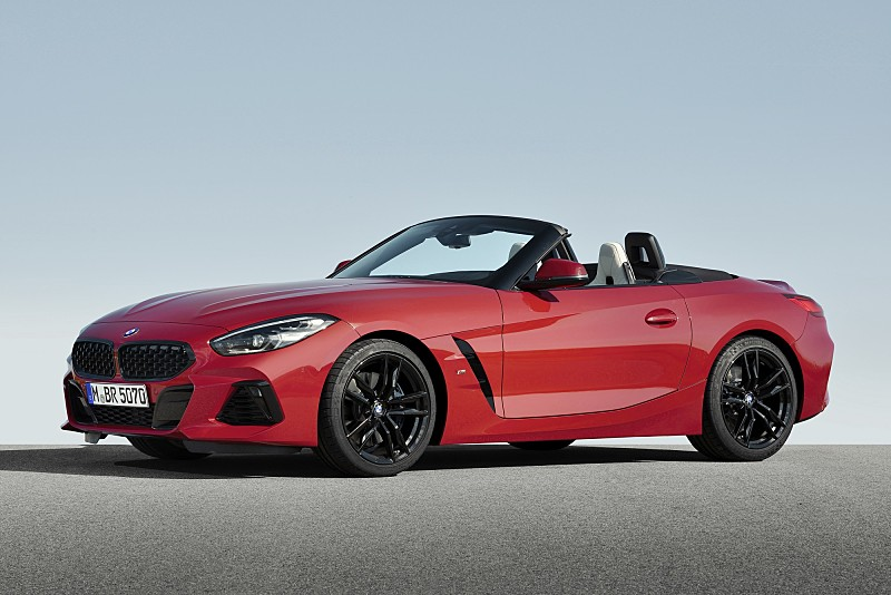 BMW Z4 First Edition