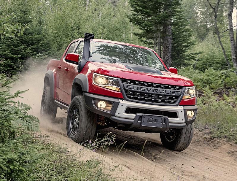 Chevrolet Colorado Bison