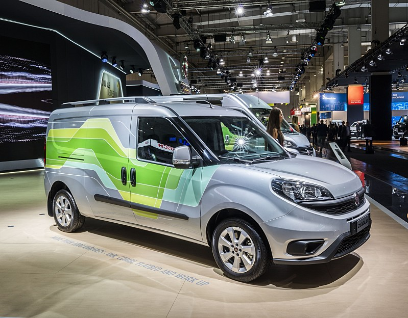Ford Doblo Natural Power