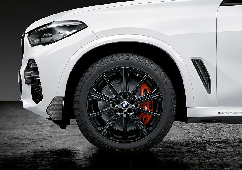 Nové BMW X5 s díly M Performance Parts