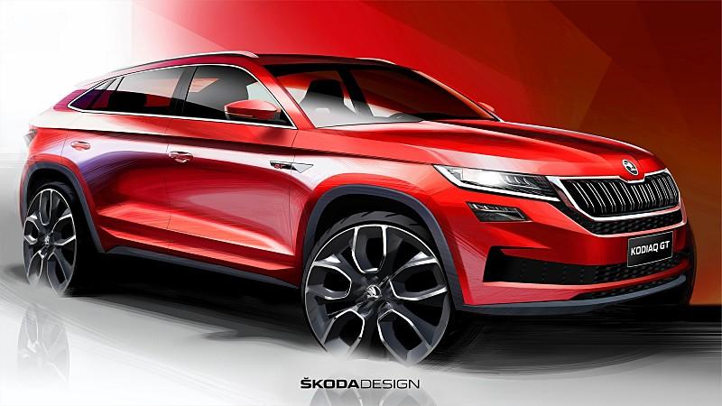 Škoda Kodiaq GT