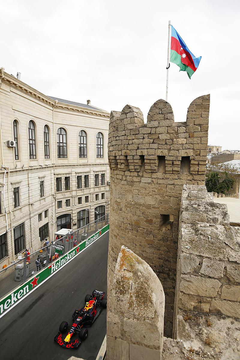 VC Ázerbájdžánu 2018