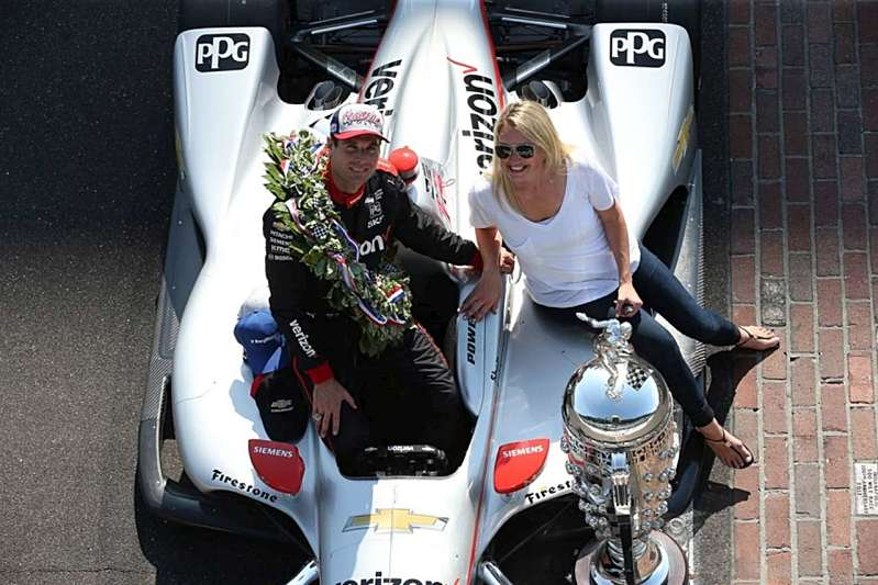 Will Power vyhrál 500 mil Indianapolisu