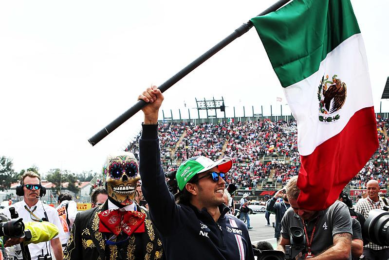 VC Mexika 2018