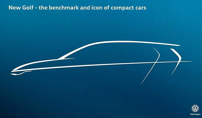 Volkswagen Golf VIII profil