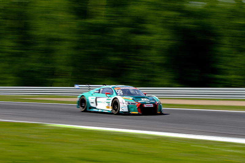 ADAC GT Masters, Most 2018