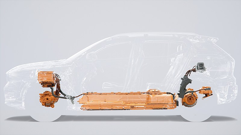 Elektromobil Volvo XC40
