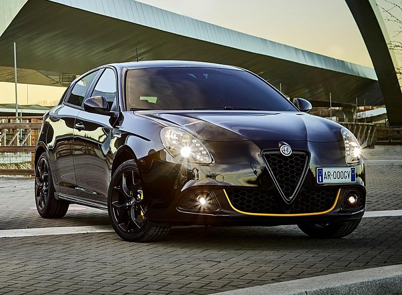 Alfa Romeo Giulietta MY2019