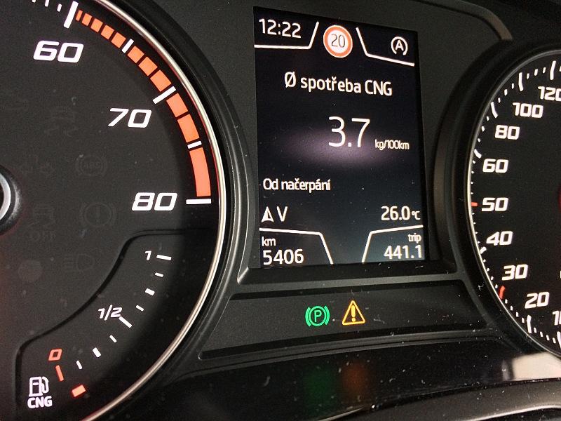 SEAT Leon ST 1,5 TGI Evo FR