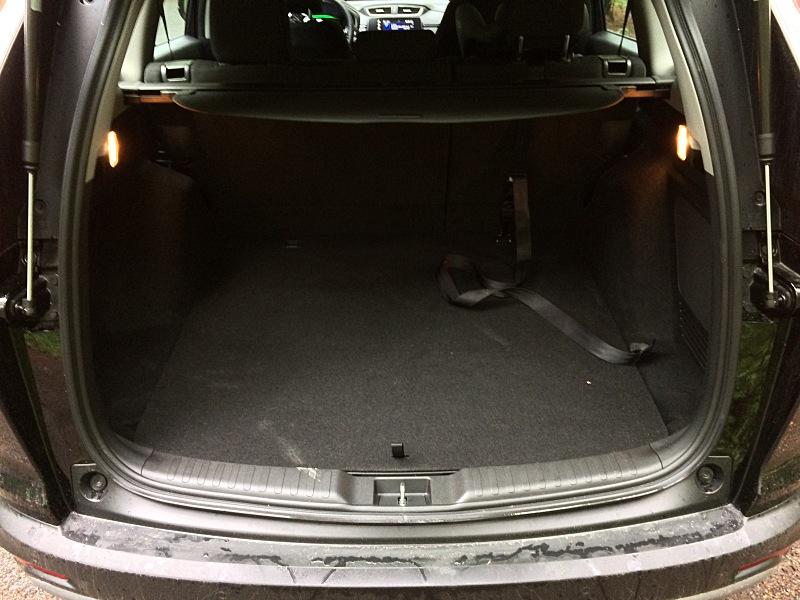 Honda CR-V 2,0 i-MMD Hybrid
