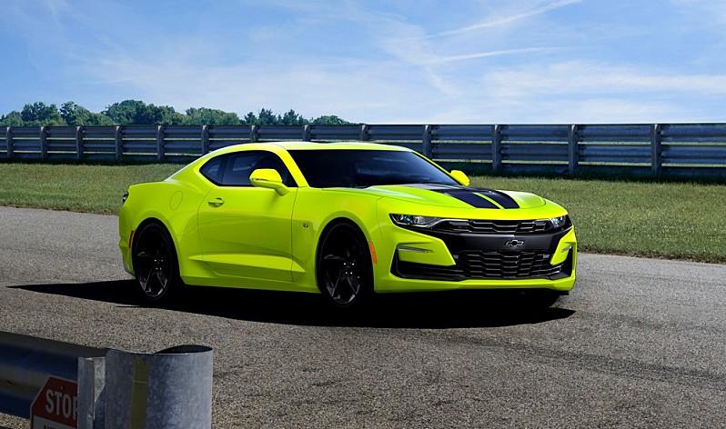 Chevrolet Camaro Shock Edition
