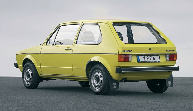 Volkswagen Golf 1974