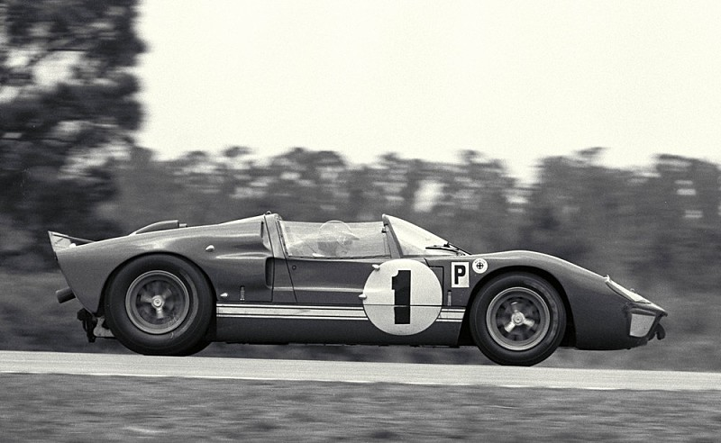 Ford Mk.II Le Mans