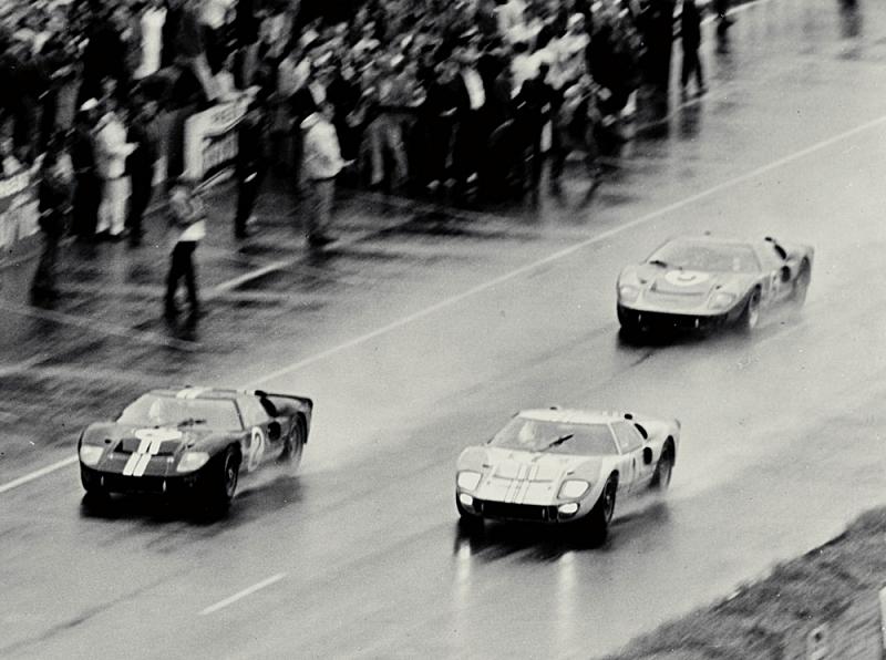 Ford Le Mans Ken Miles
