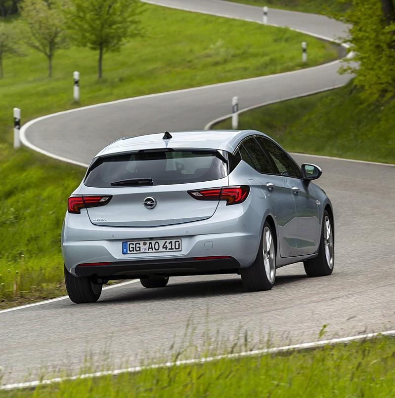 Opel Astra MY19
