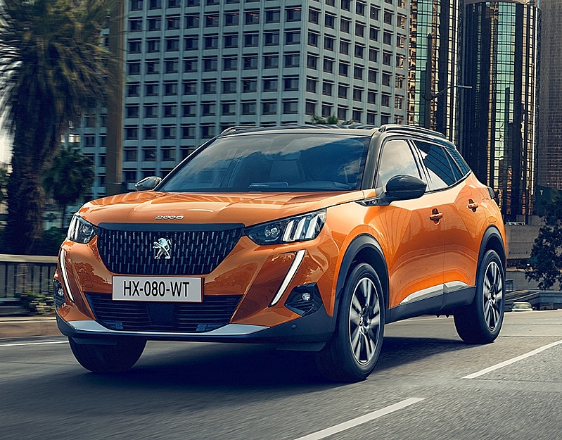 Peugeot 2008 nový