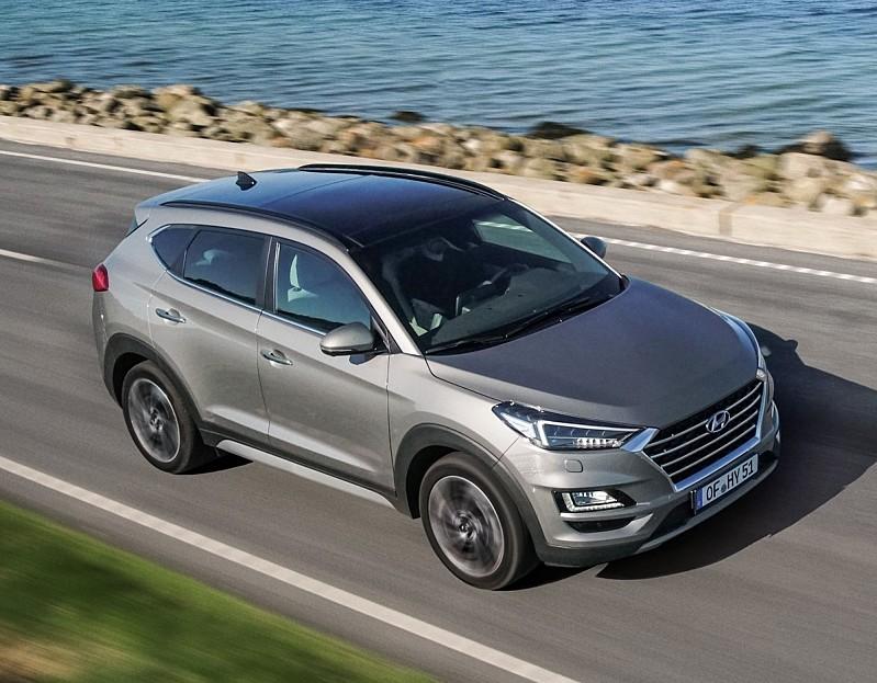 Hyundai Tucson mHEV