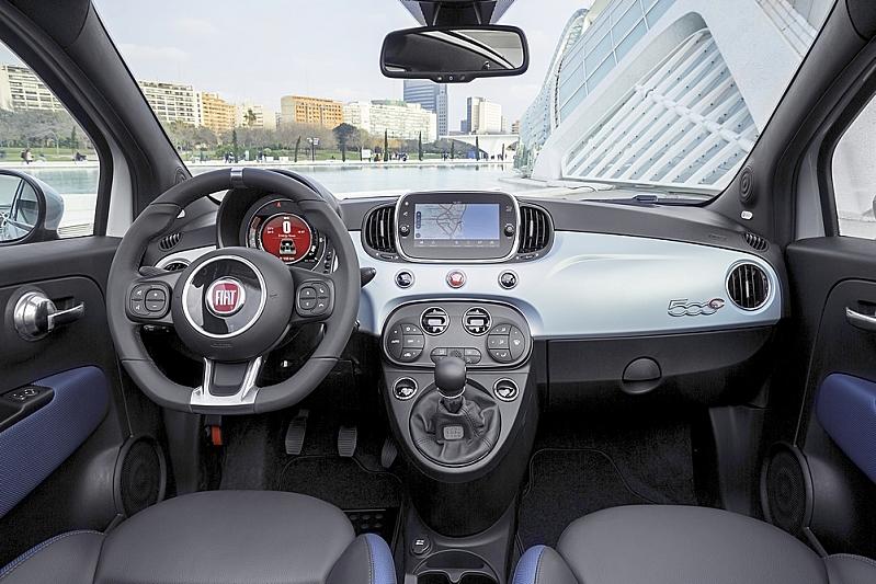 Fiat 500 Panda Mild hybrid