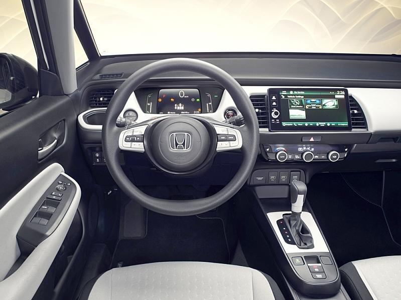 Honda Jazz eHEV