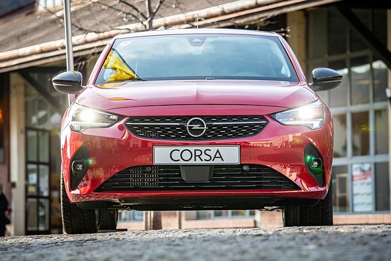 Opel Corsa ČR