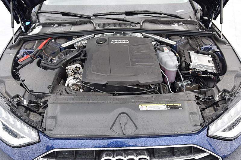 Audi A4 Advenced 35TDI Motor