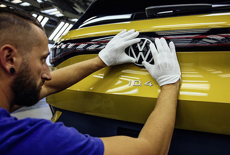 Elektromobilita VW