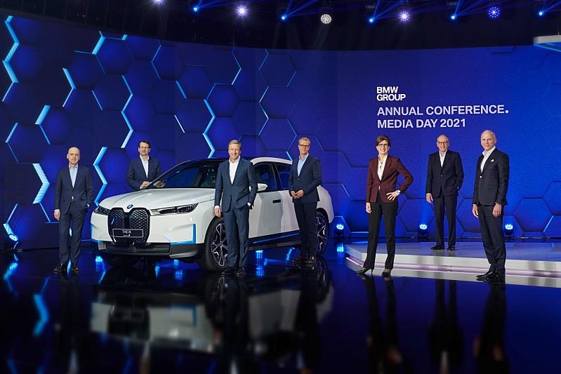 Budoucnost BMW