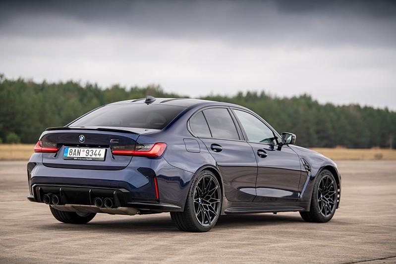 BMW M3 Sedan a BMW M4 Coupé