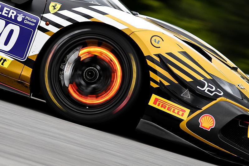 Ferrari Challenge Brno 2021